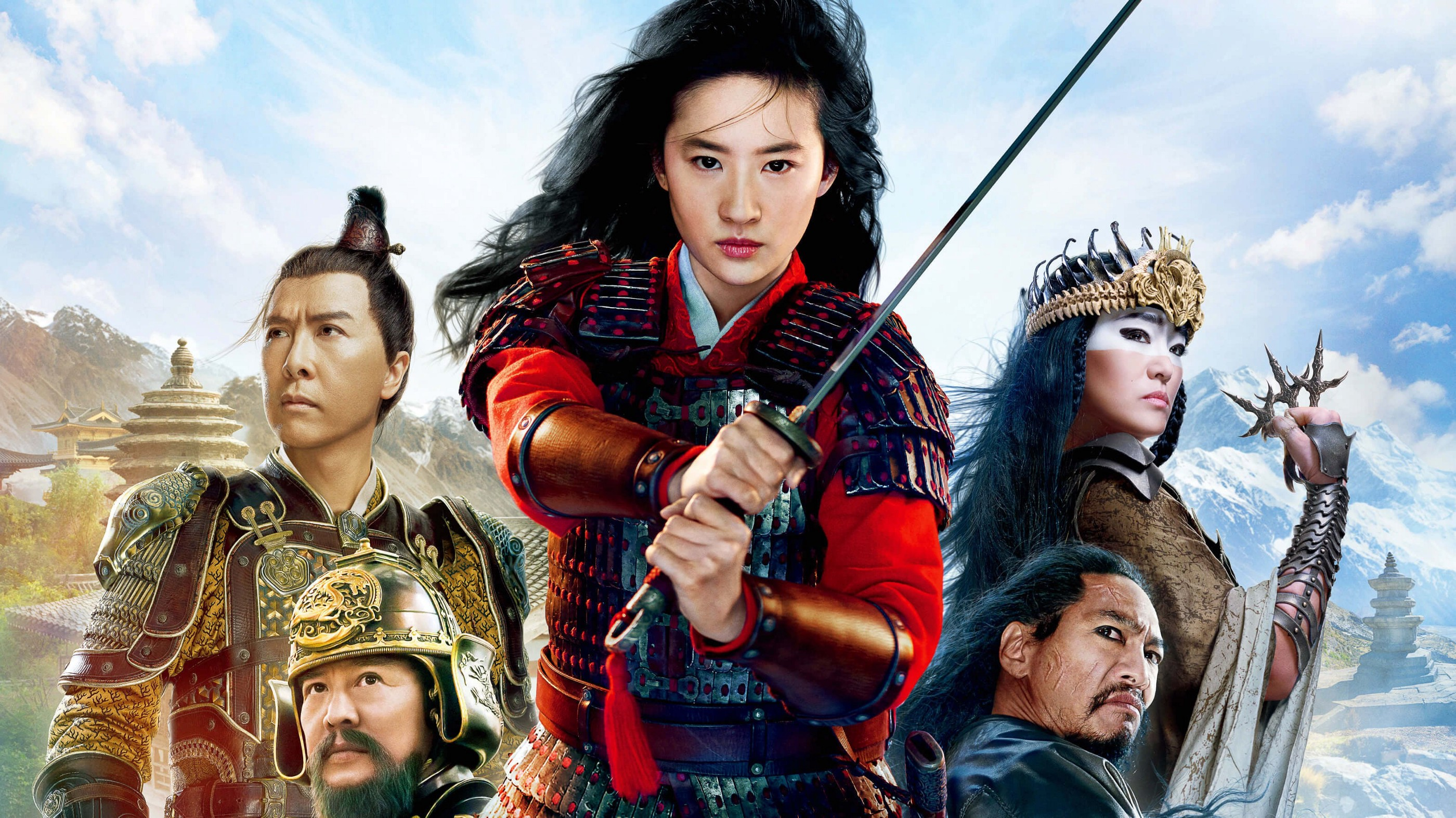 Mulan 2020 Is American Action Drama By Kamuharusnya Sep 2020 Medium