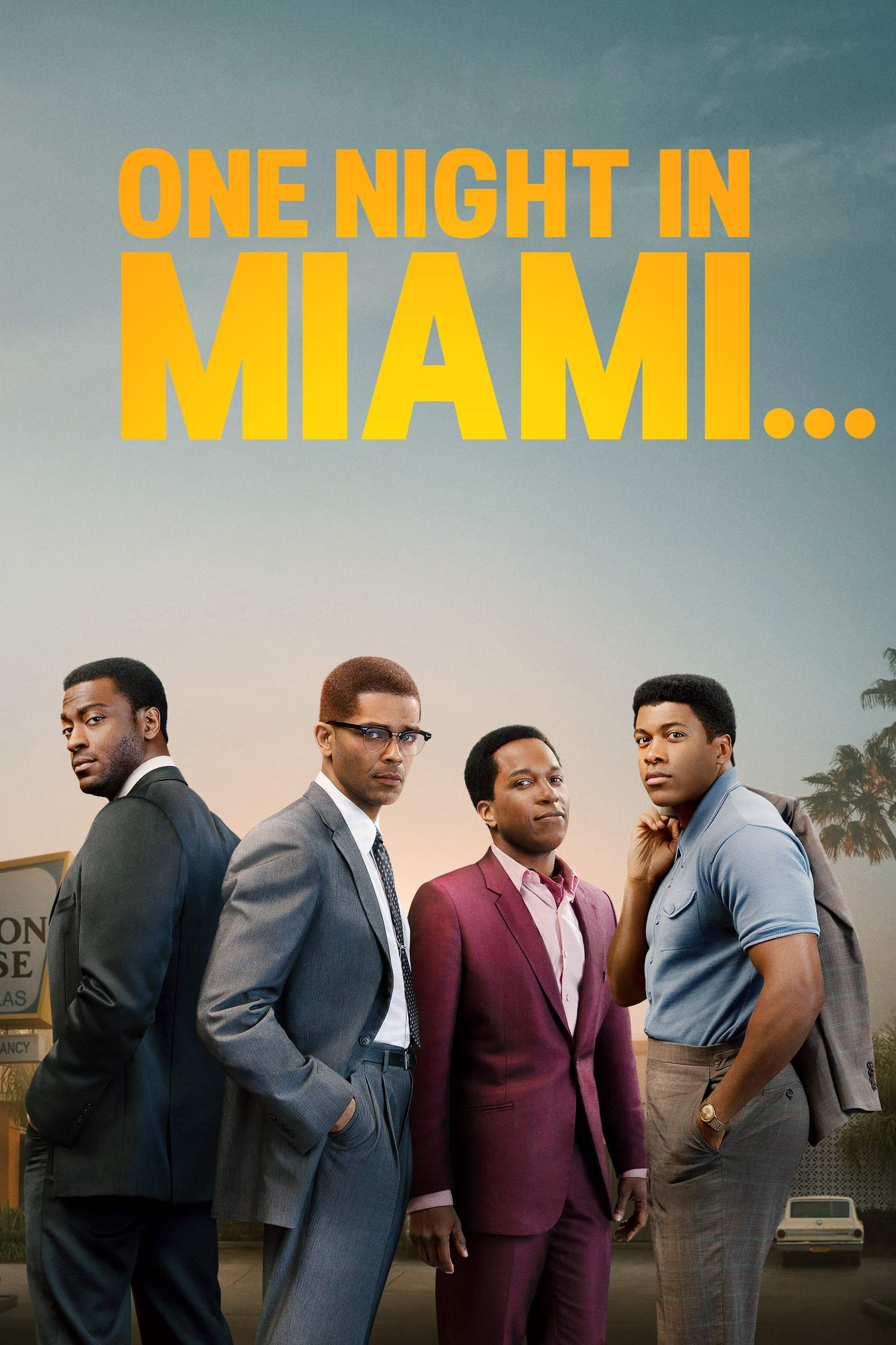 """EXCLUSIVE! — One Night in Miami """"2020 FULL MOVIE"""" - (HD 1080p) 