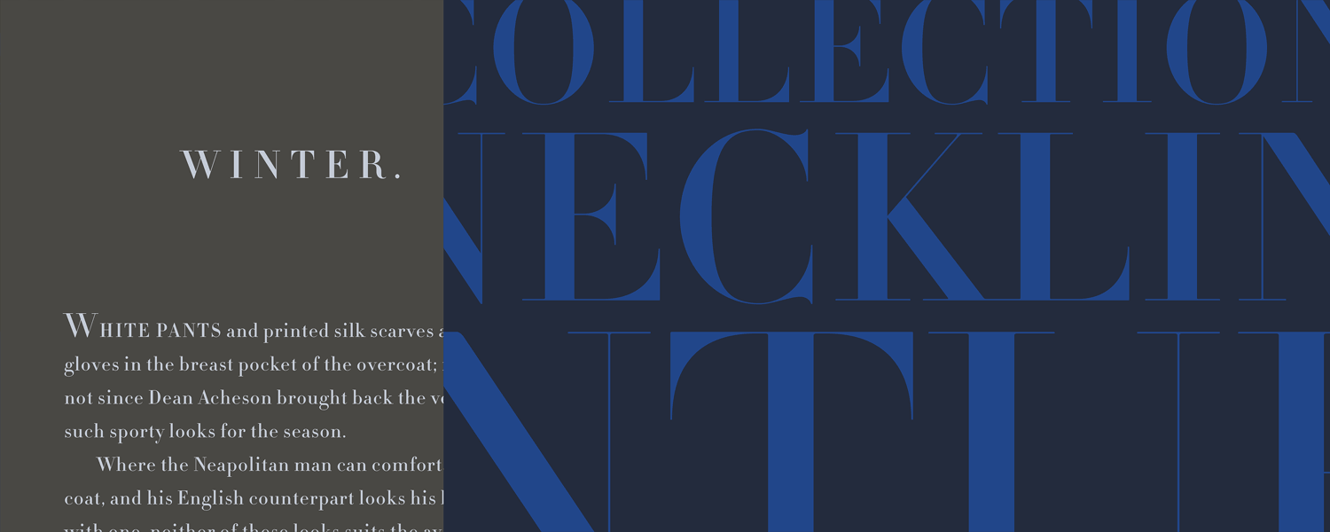 HTF Didot Font Family - Visual Artist's Canvas - Medium