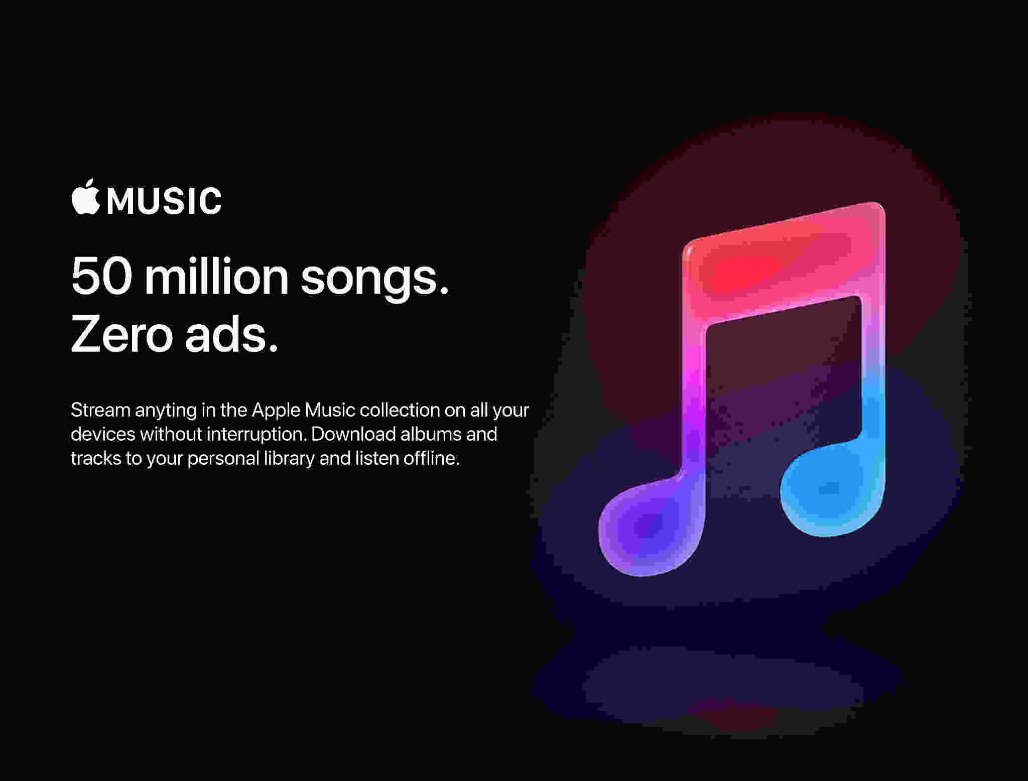 APPLE MUSIC…IS THERE ANY COMPETITION? - Lex Rebello - Medium