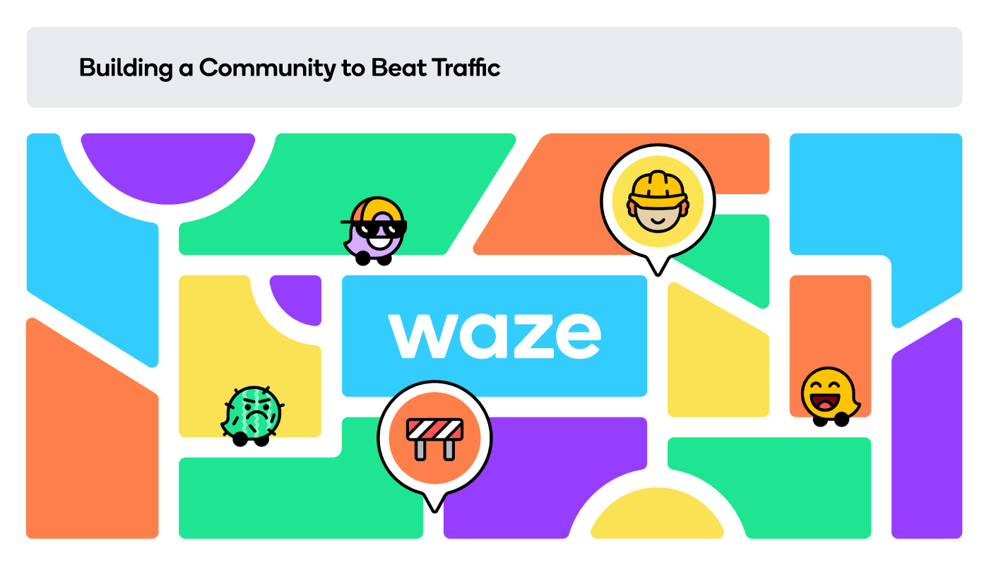 Building a community to beat traffic