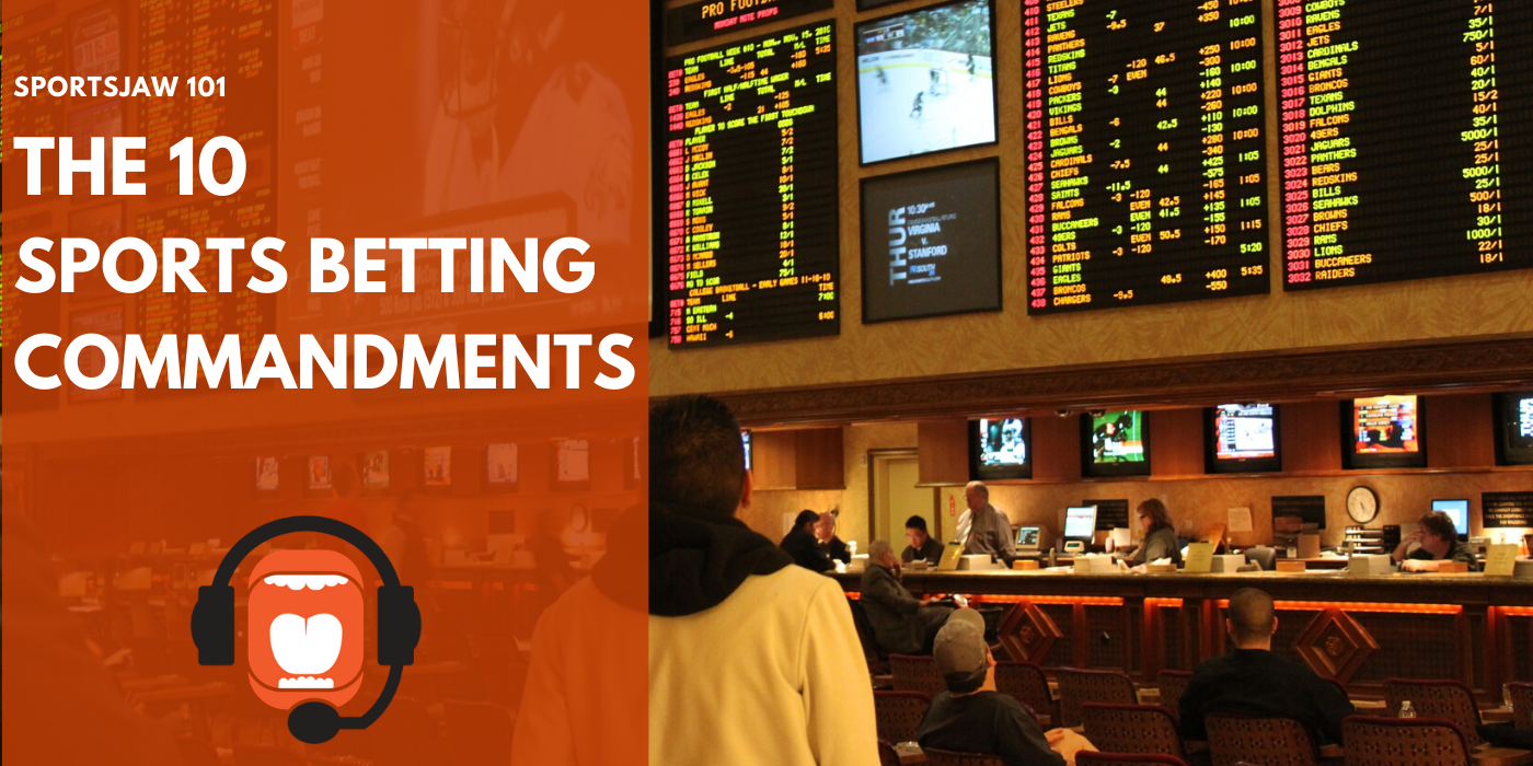 rules of sports betting