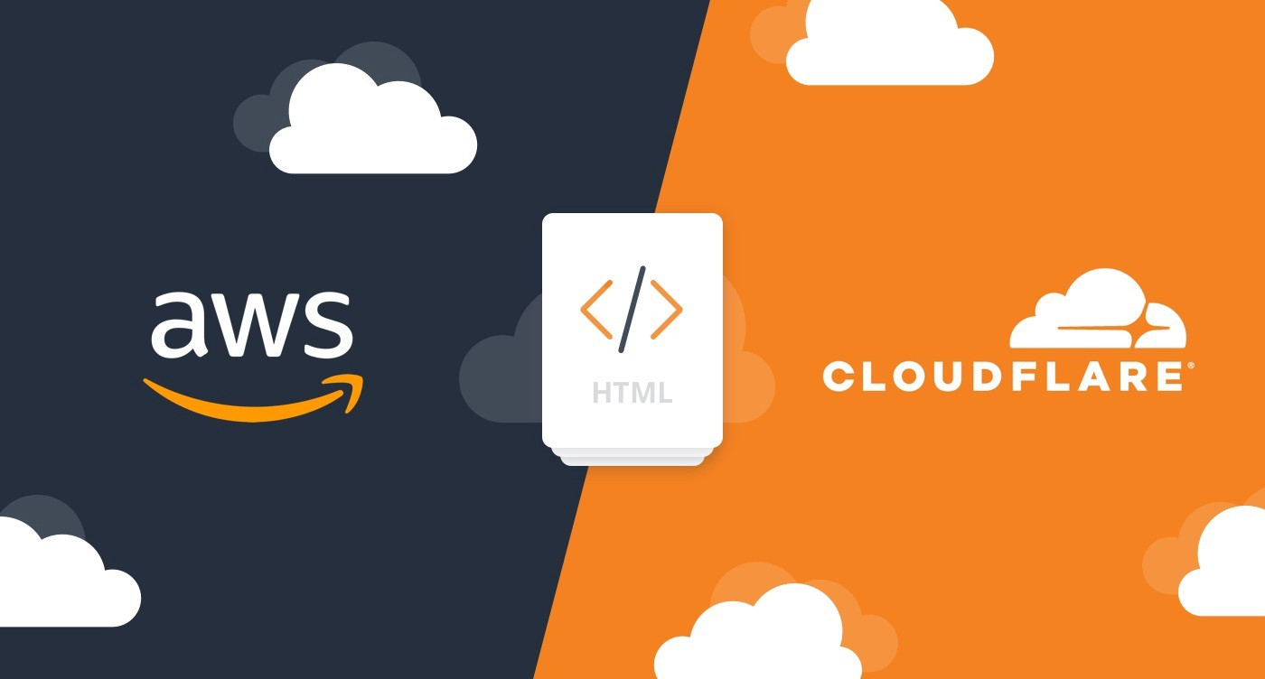 99 9% uptime static site deployment with Cloudflare and AWS S3