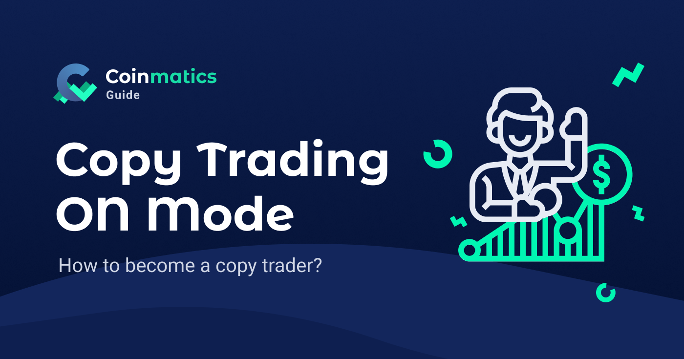 Coinmatics—crypto copy trading platform. Trade with the best.