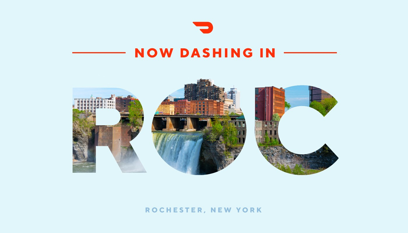 Now Dashing in Rochester and Sarasota - DoorDash - Medium