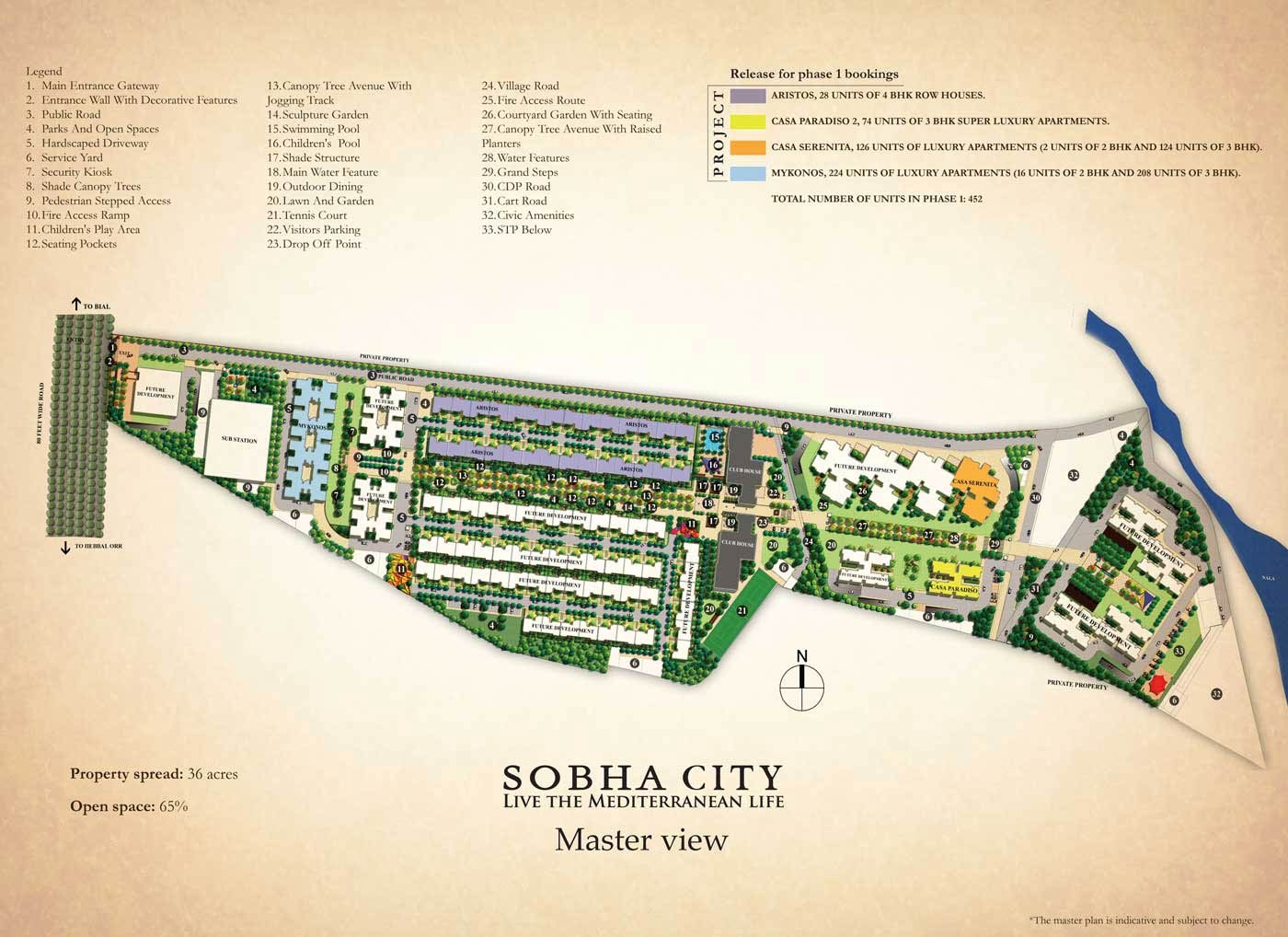 Phenomenal Sobha City Apartments Is Located In Gurgaon Sobha City Ocoug Best Dining Table And Chair Ideas Images Ocougorg