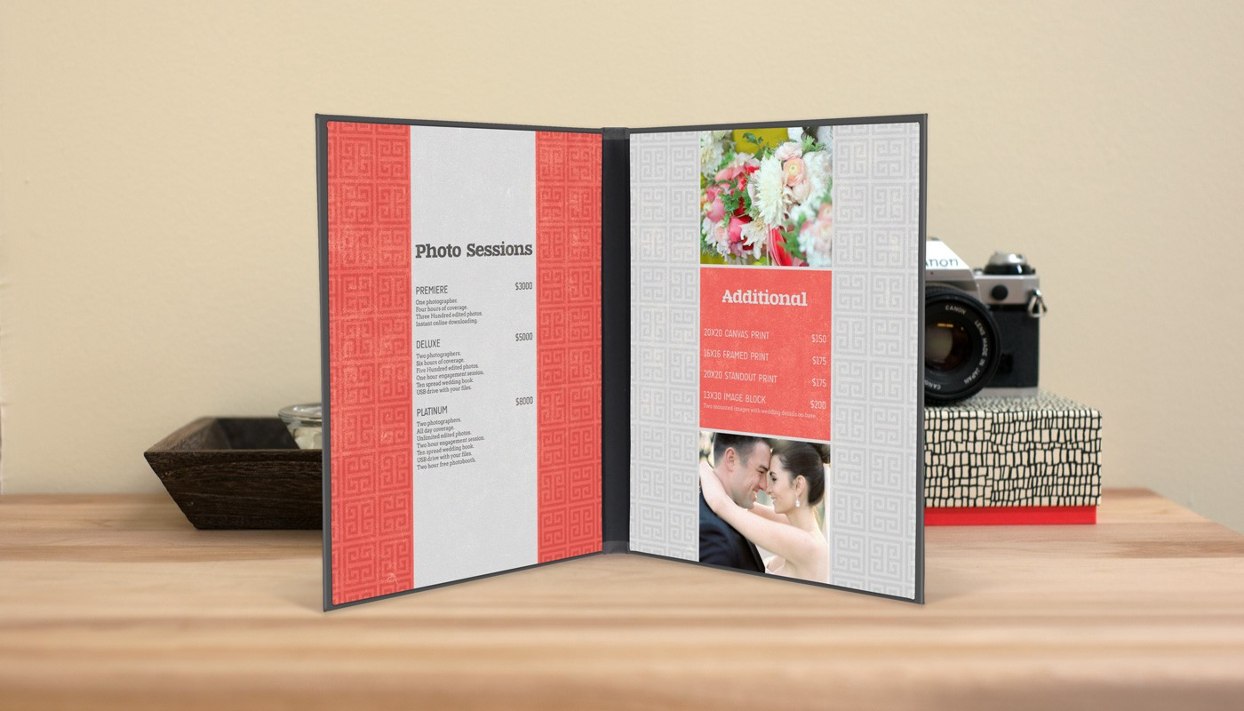 Pricing Guides that Communicate Your Value - Print Worthy