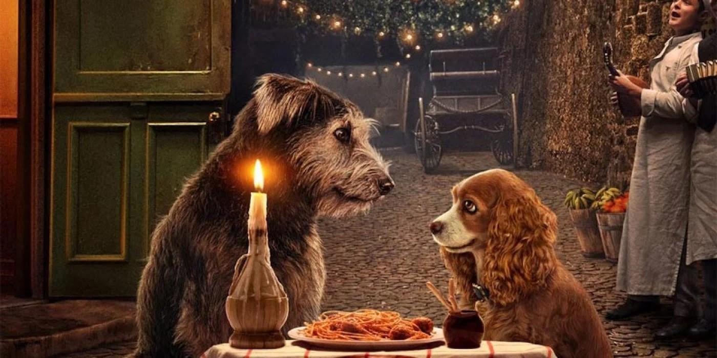 "Is The Live-Action Lady And The Tramp ""Problematic""? 
