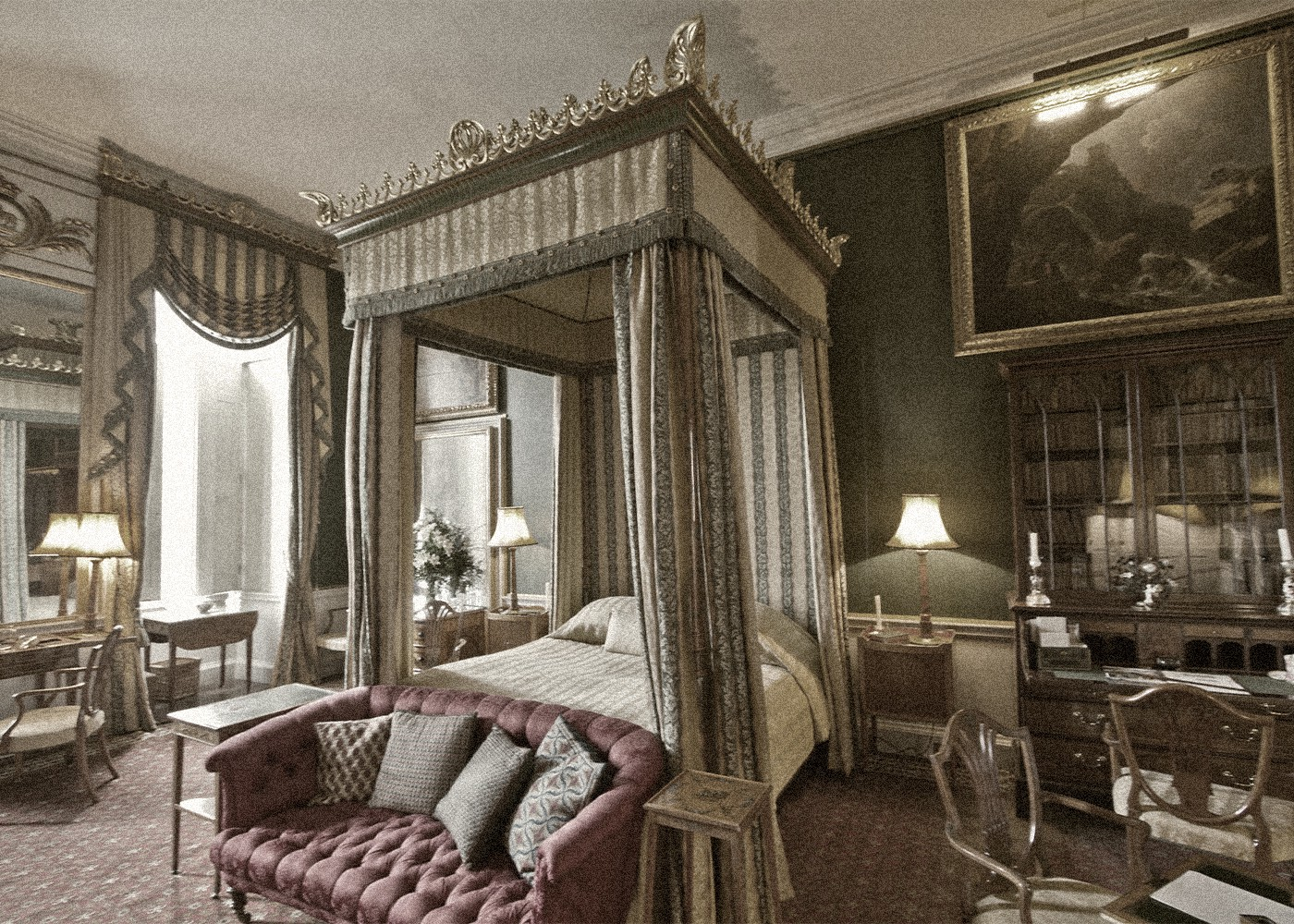 Picture of: The History Of Four Poster Beds Once Only Available To The Very Richest By Jonathan Barradell Get Laid Beds Medium
