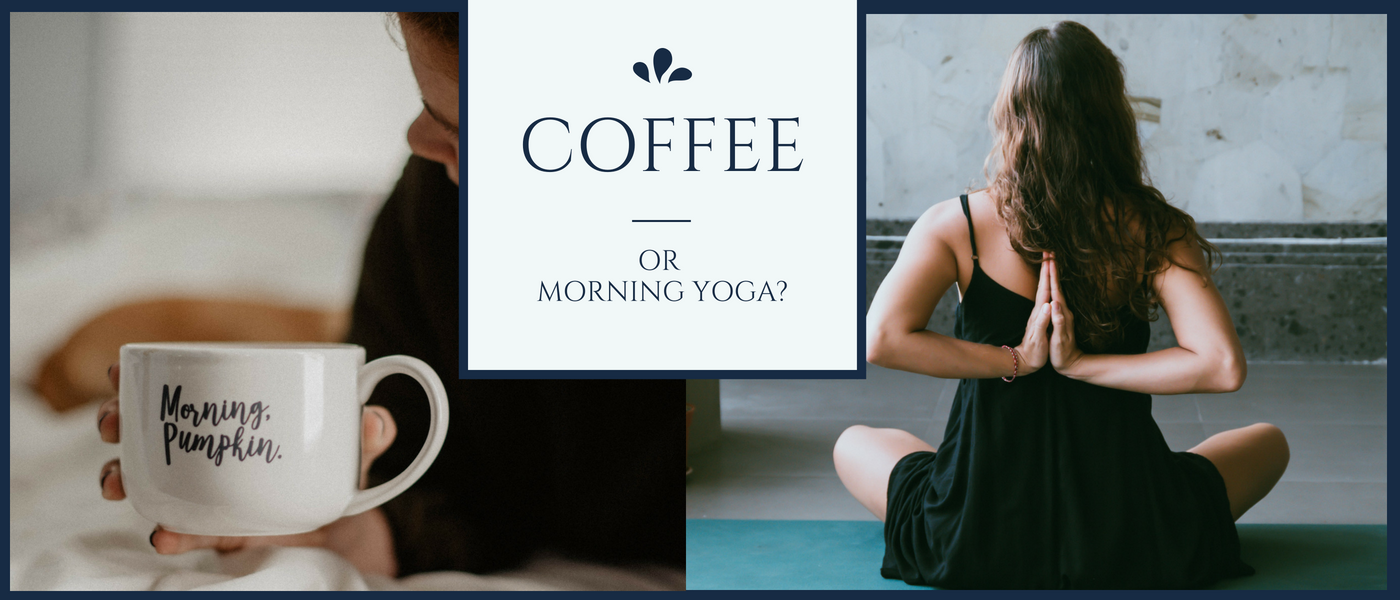 Why Morning Yoga Beats a Cup of Coffee - yoganect - Medium