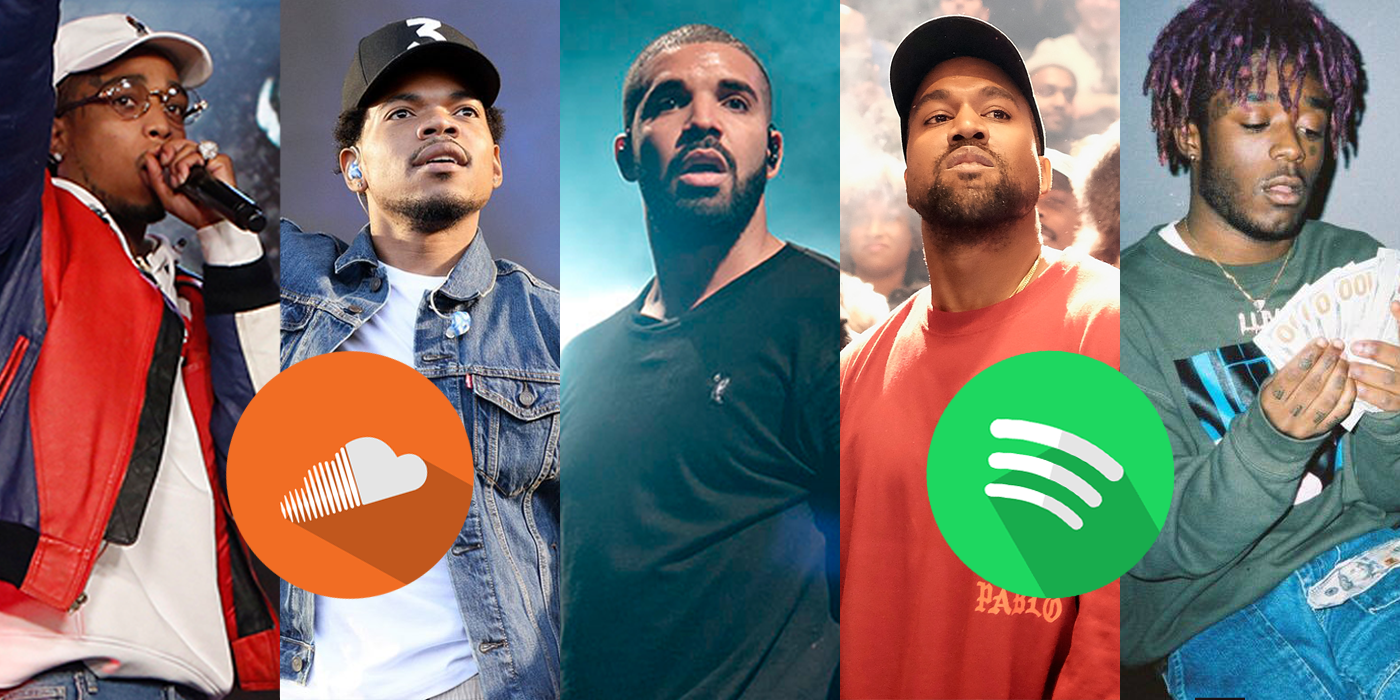 Why Hip-Hop is Dominating Billboard Charts - 36 Chapters