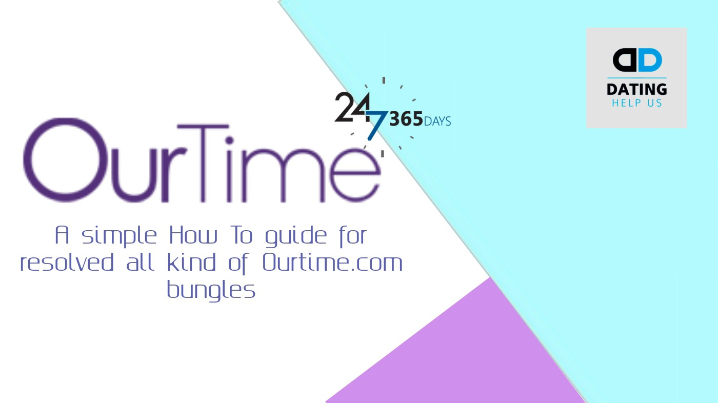 Ourtime dating login