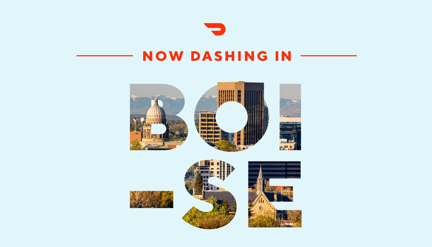 Now Dashing in Boise - DoorDash - Medium