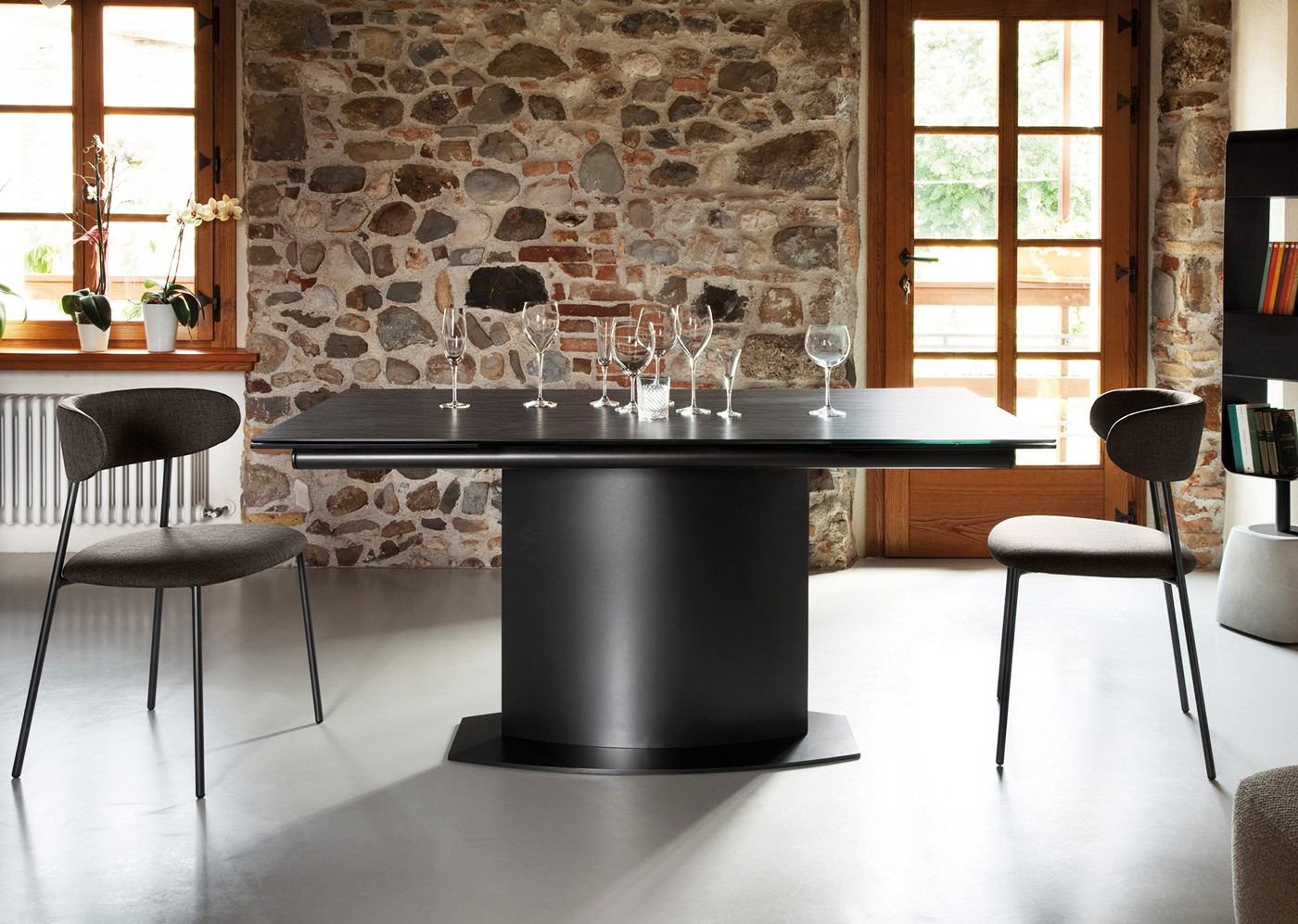 Dining Table Shape Material And Size By The Dining Room Outlet Medium
