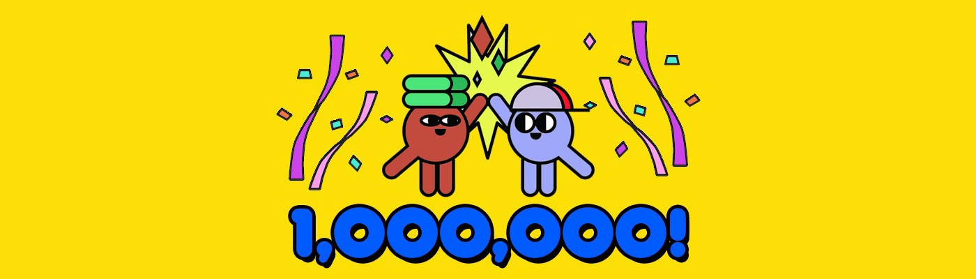 1 Million Apps on Glitch: The Creative Web is Back!