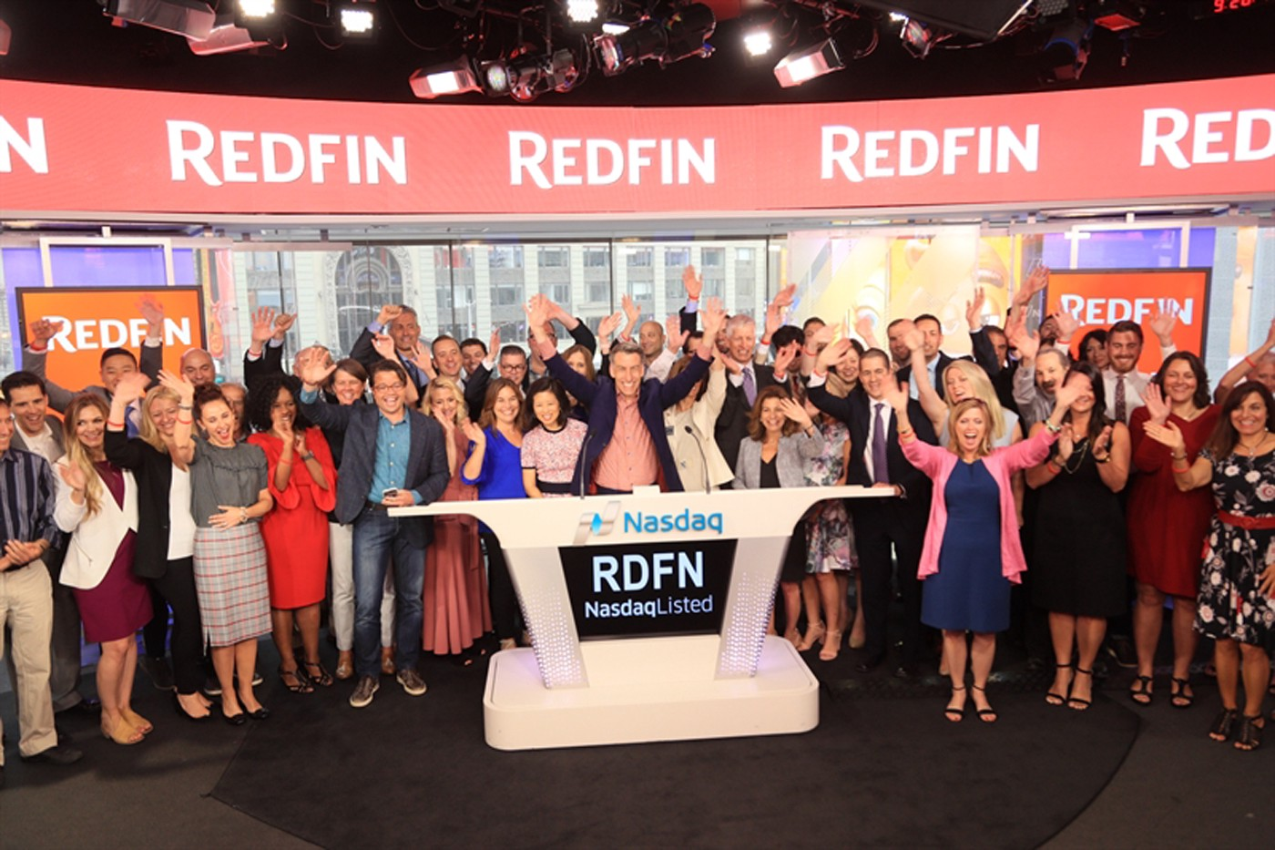 Redfin — A Story of Resilience - DFJVC - Medium