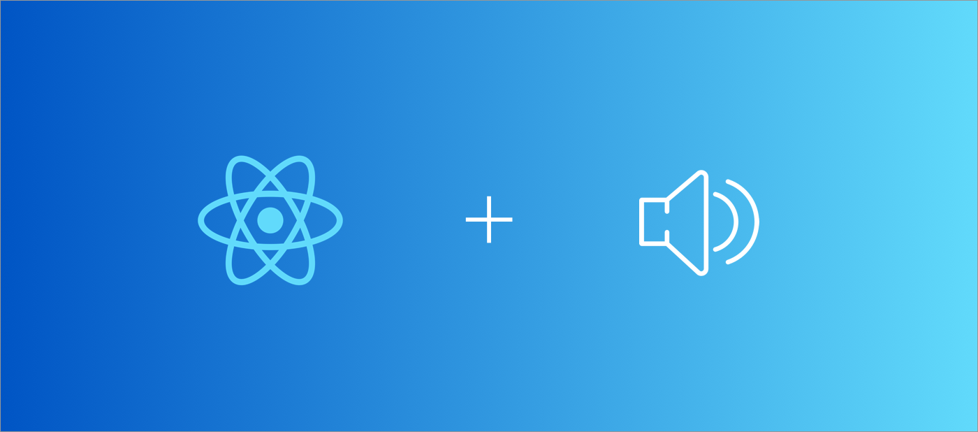 Getting started with sound (audio) in React Native