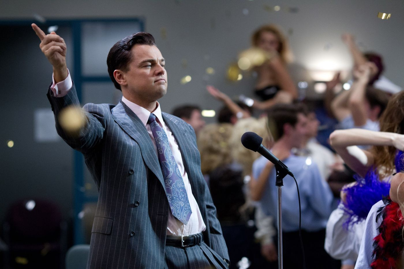 6 Easy Ways To Become So Insanely Rich The Wolf Of Wall