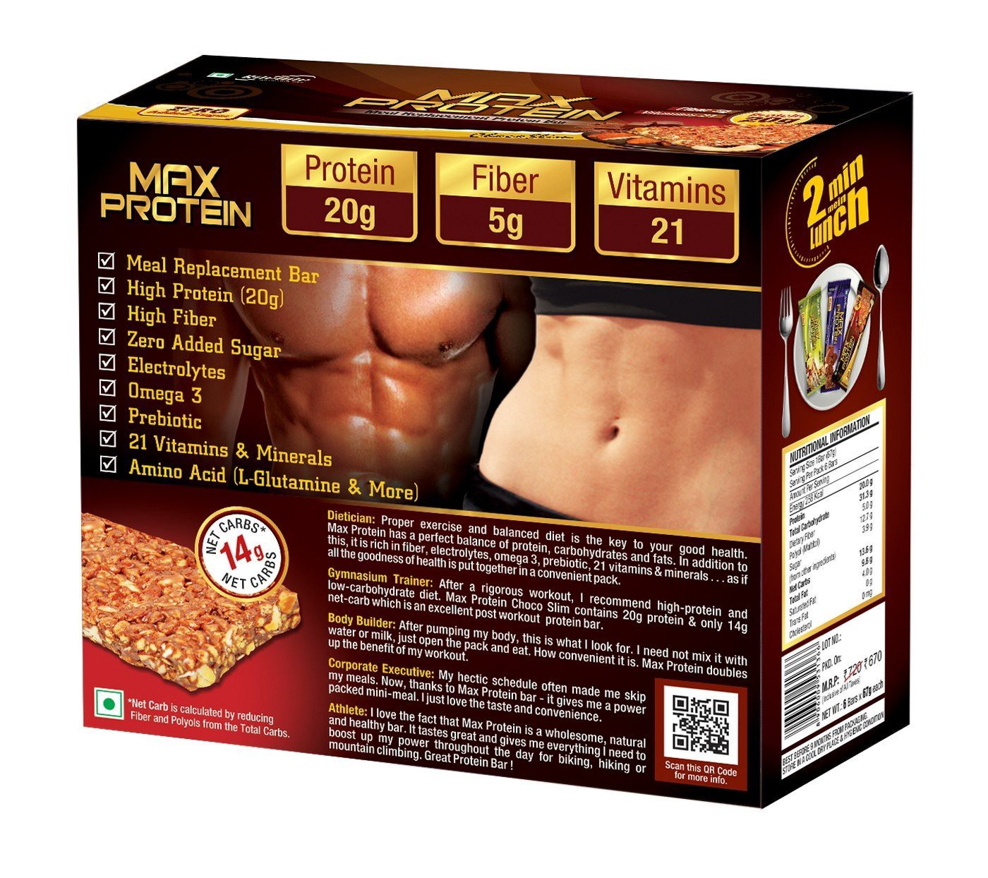 The Best & Worst Protein Bars in India - Fit Yourself Club