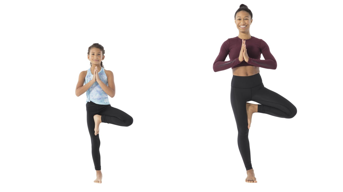 47 Poses to Help Kids Feel Brave. An excerpt from my latest piece