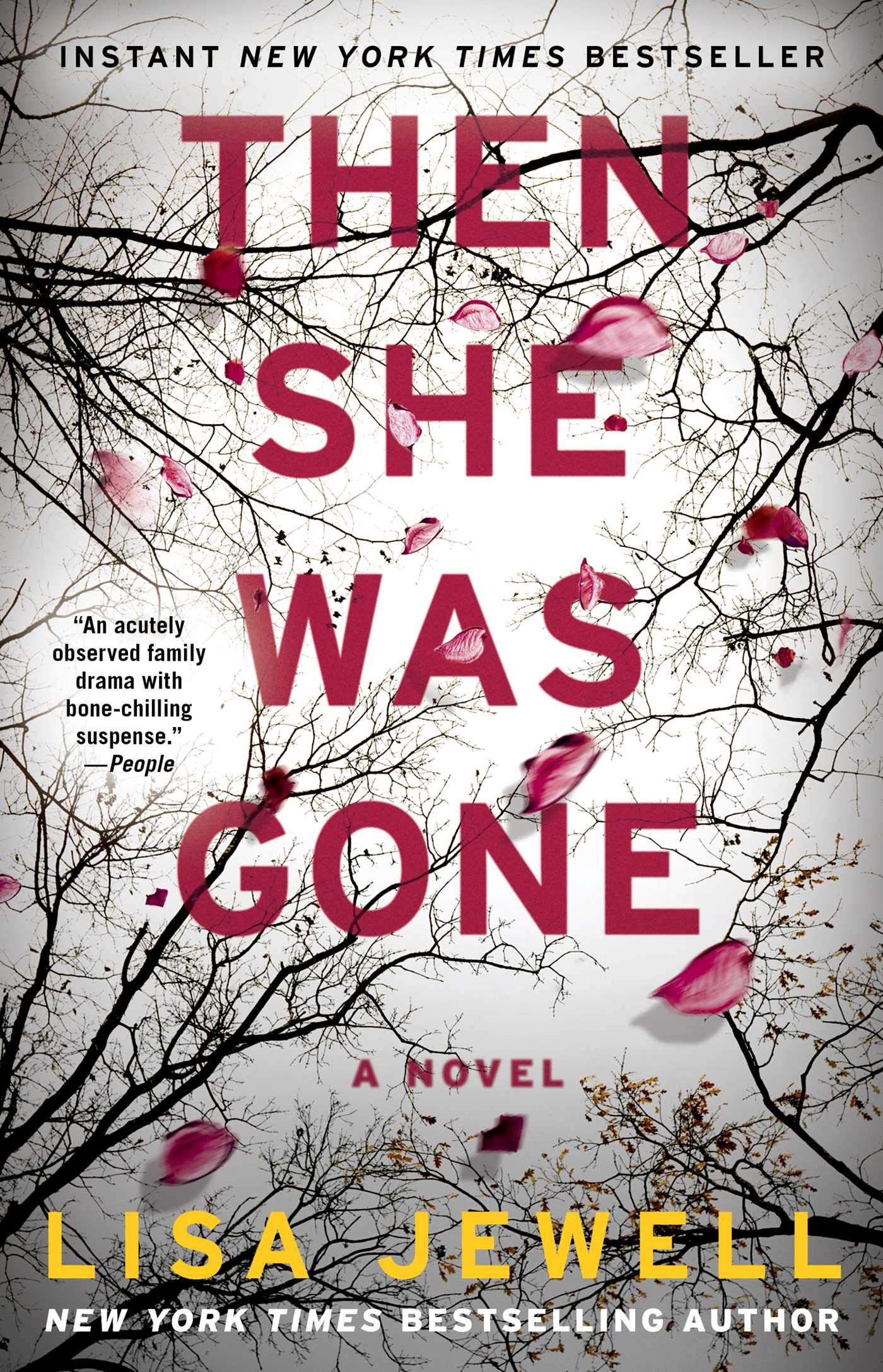Then She Was Gone by Lisa Jewell - Amateur Book Reviews - Medium