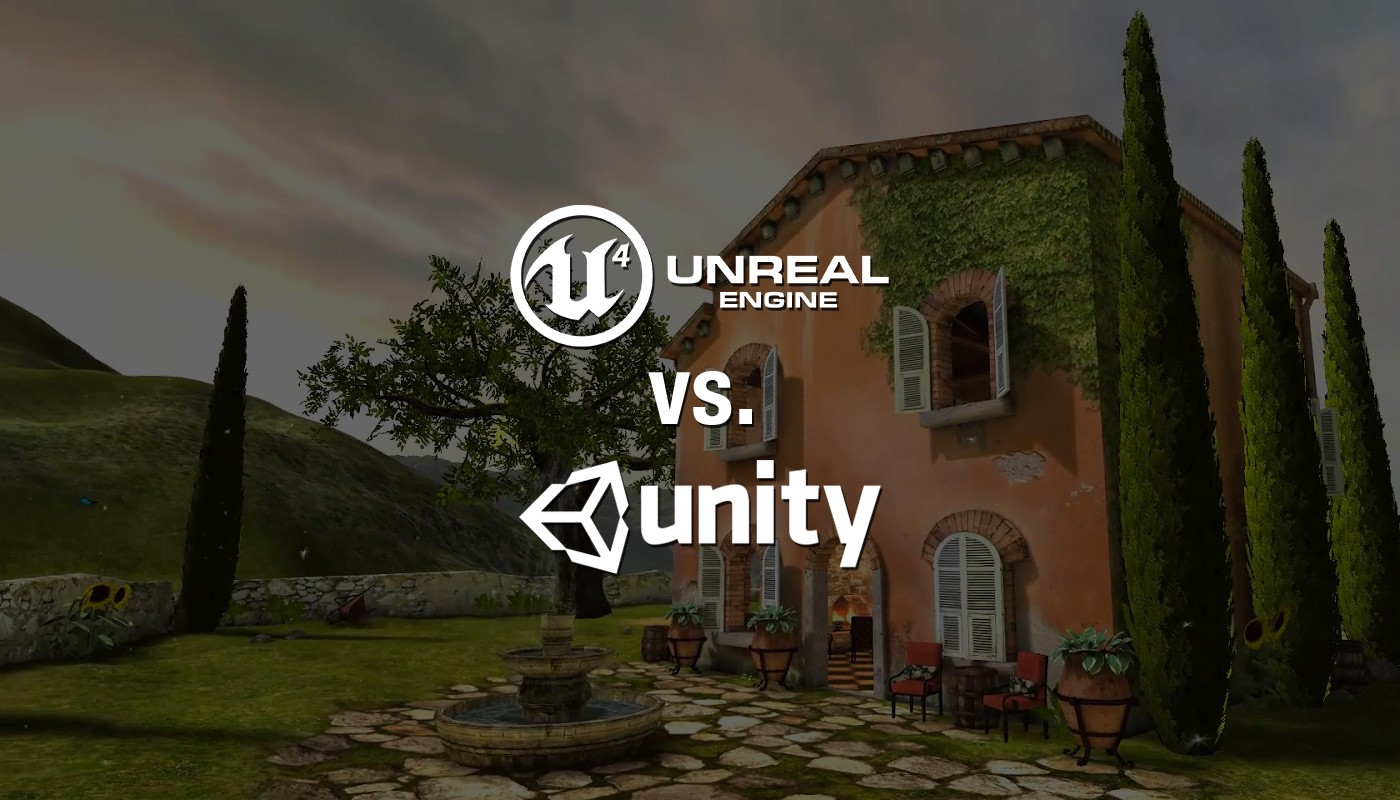 Jumping into VR: Unreal vs  Unity in One Weekend - The Soap