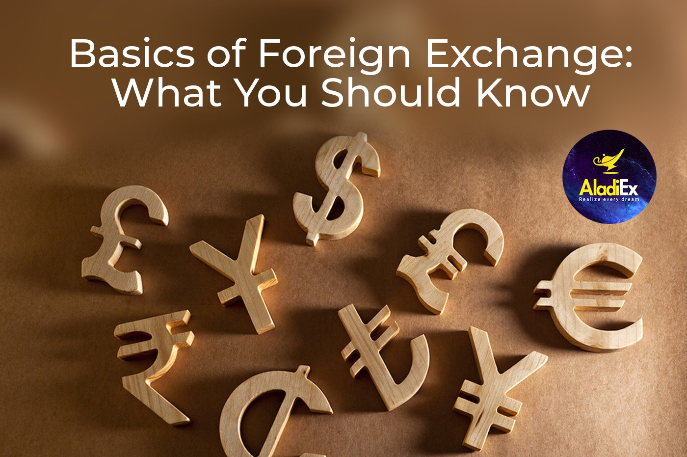 Basics Of Foreign Exchange What You