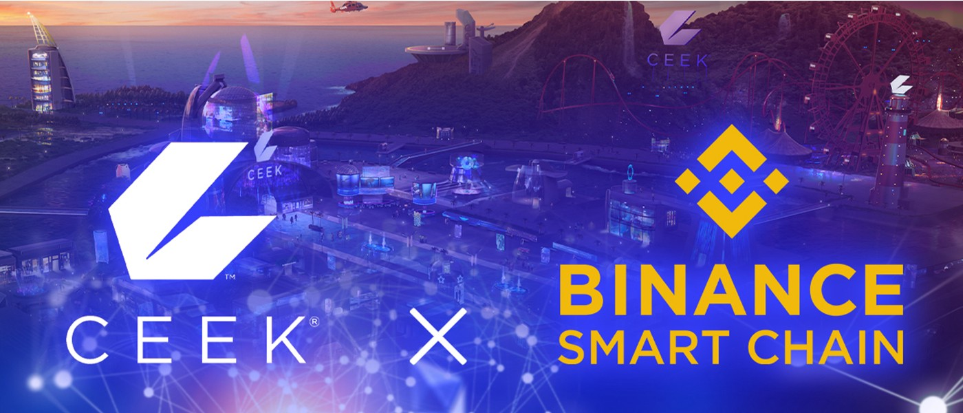 1*TZ Why CEEK is Moving to Binance Smart Chain (BSC)
