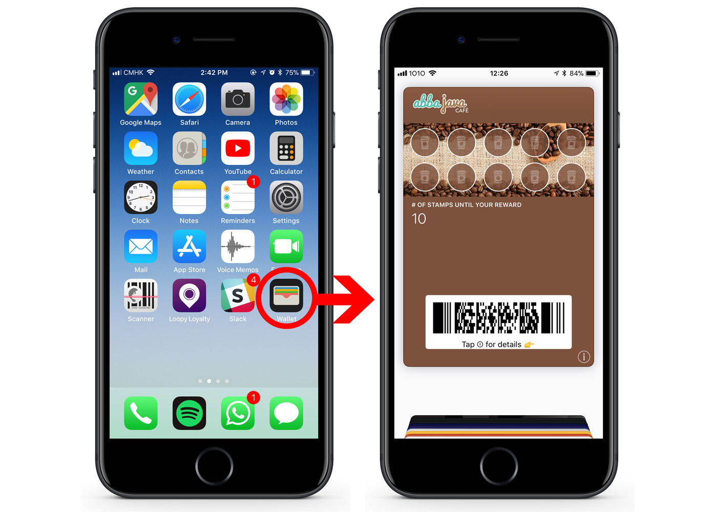 How to add a Loyalty Card to Apple Wallet  by Loopy Loyalty  The