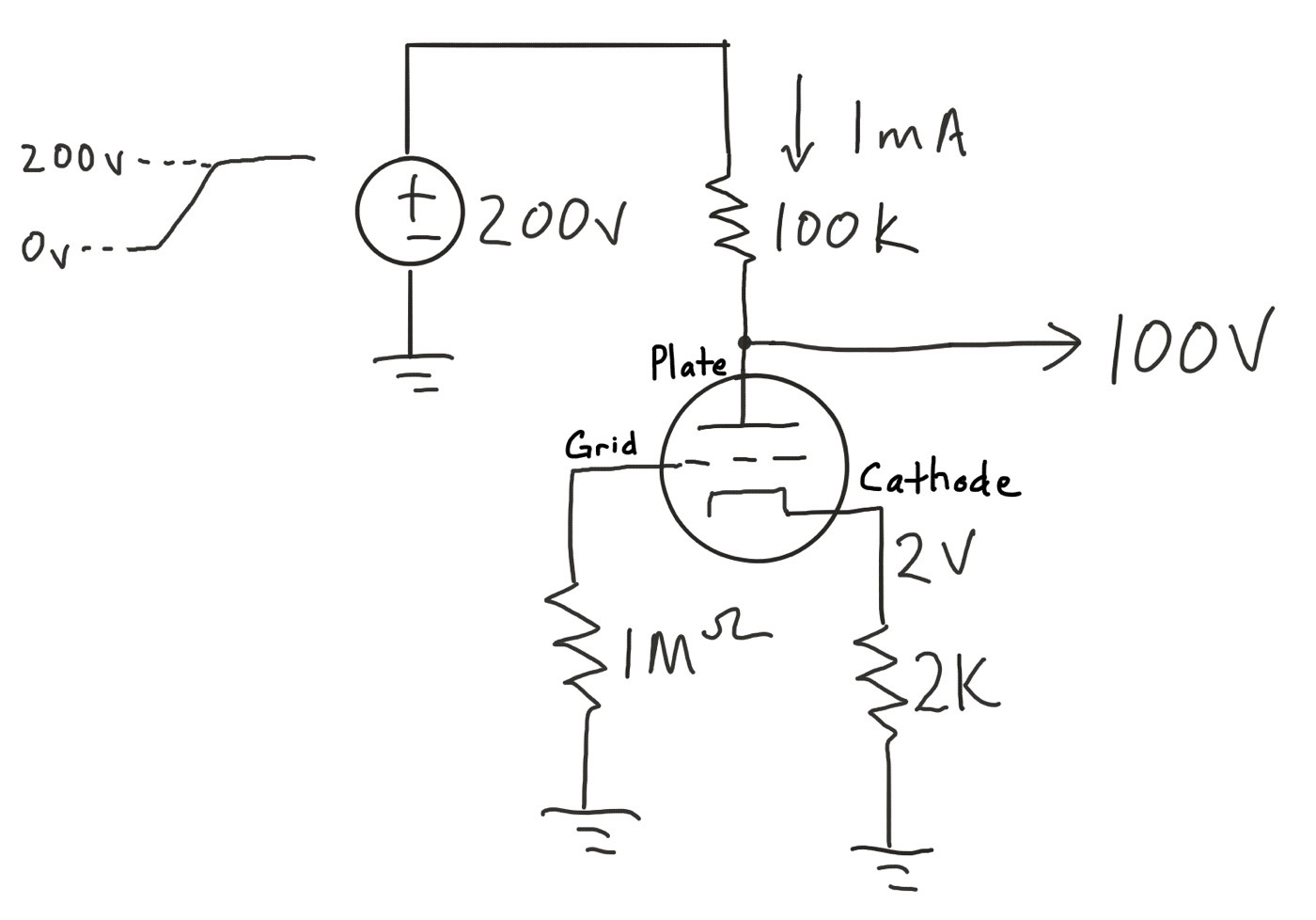 Using Vacuum Tubes to learn JFETs - Tom Anderson - Medium