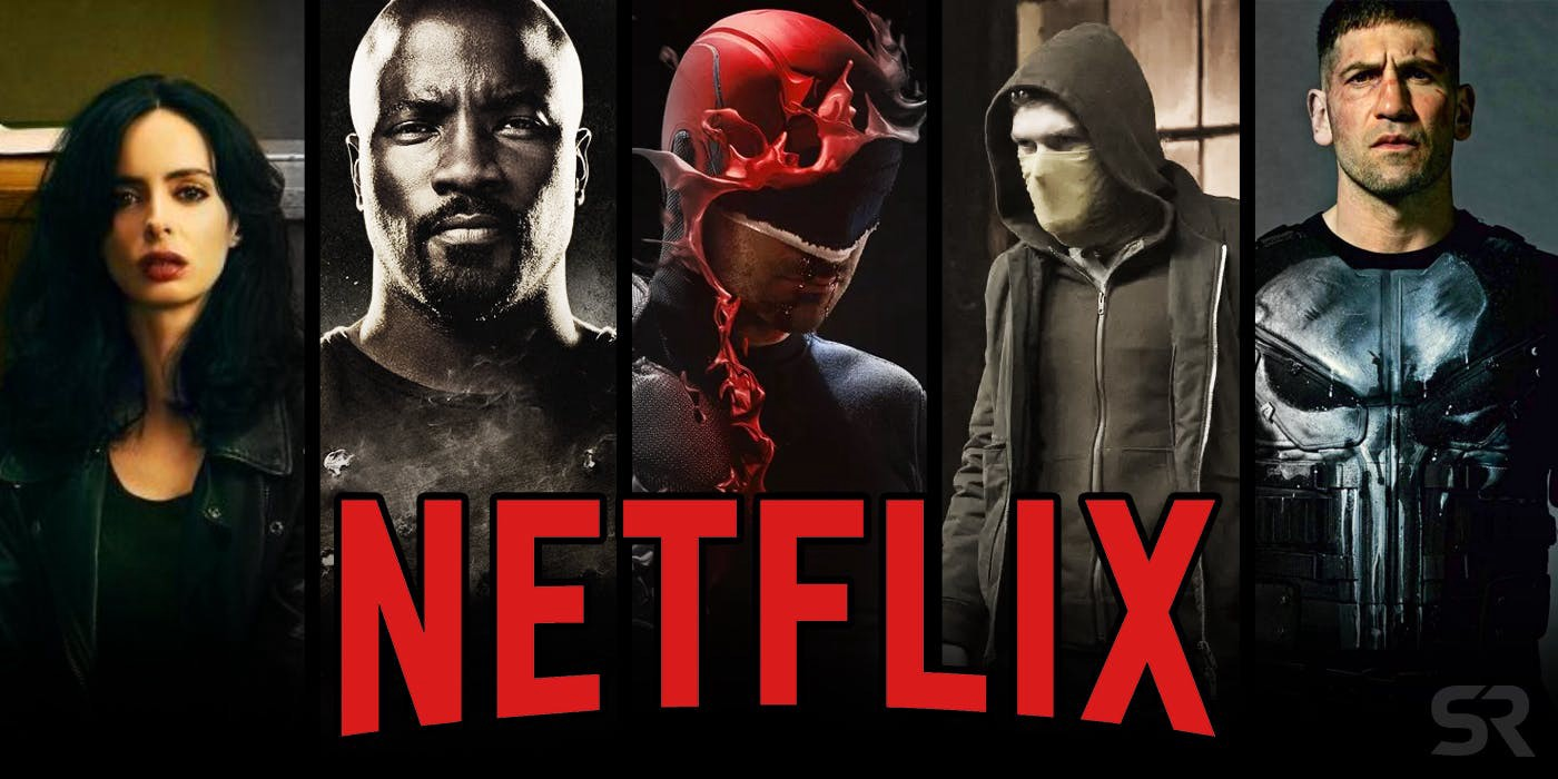 Netflix's Marvel shows — ranked. It seems like the current ...