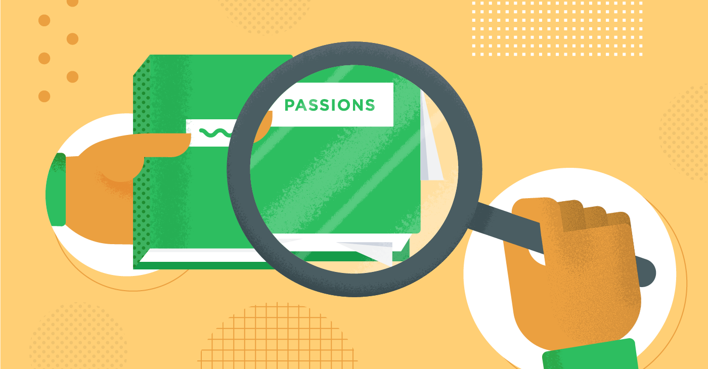 how to follow your passion and succeed