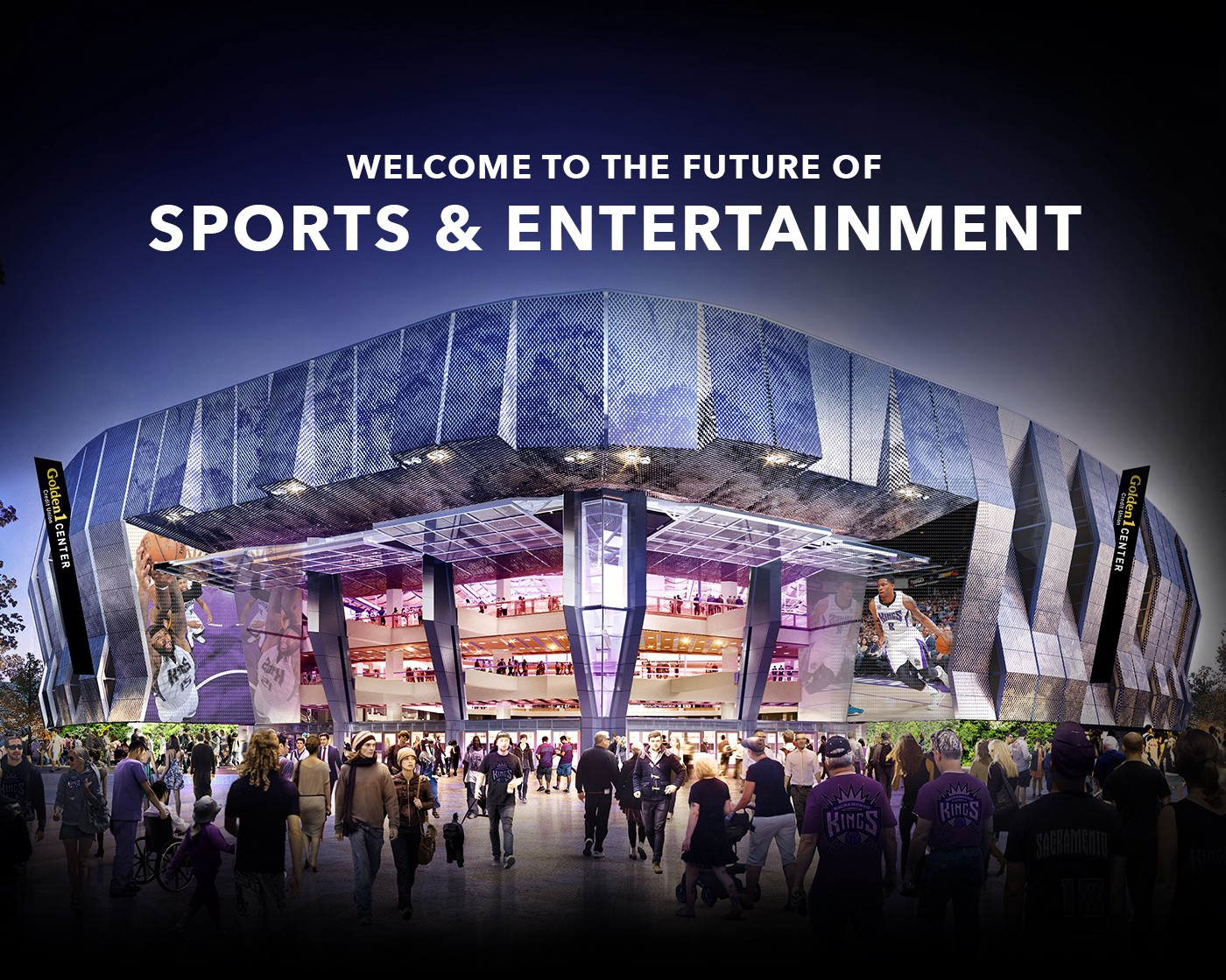 How The Sacramento Kings Are Creating The 21st Century Colosseum