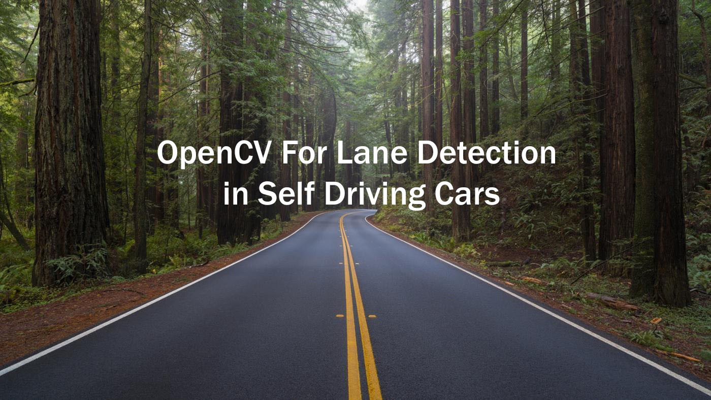 Building a lane detection system using Python 3 and OpenCV