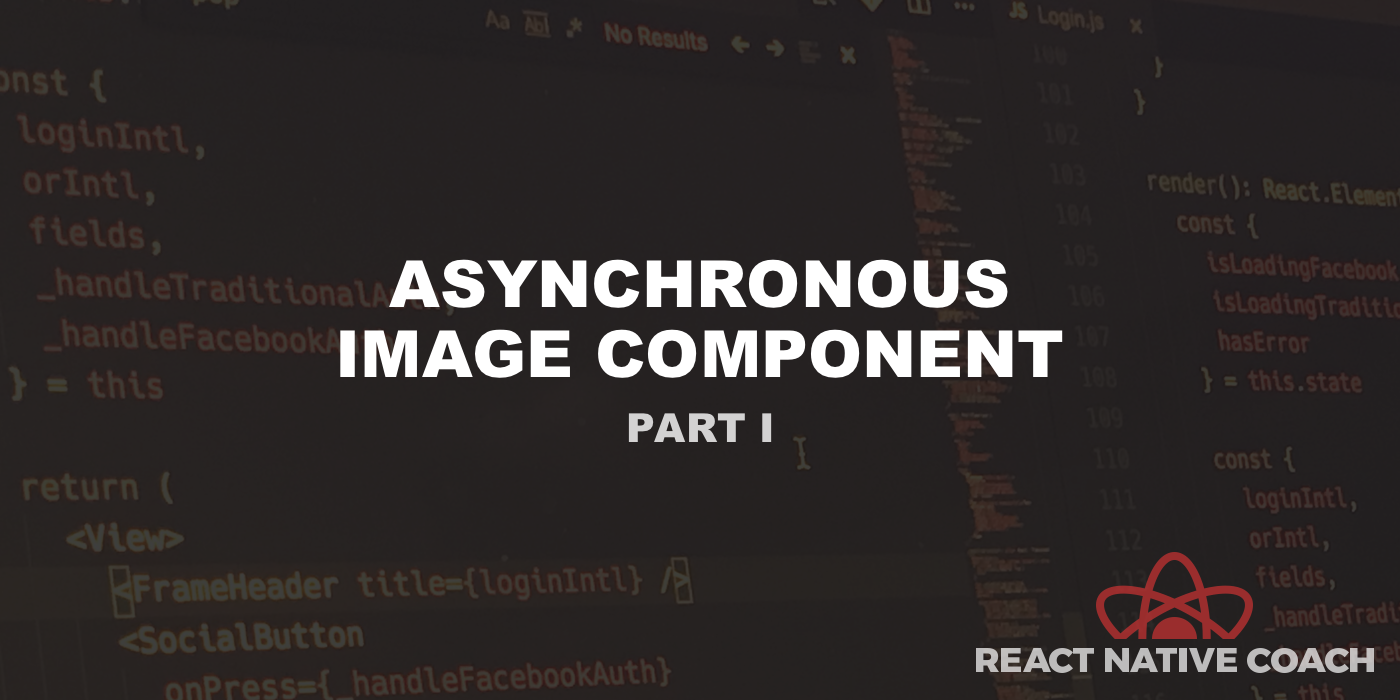Creating an Asynchronous Loading Image Component in React