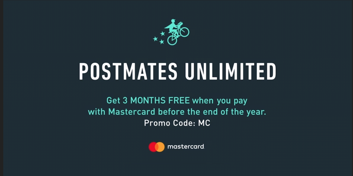 Hey LA, Pay With Your Mastercard, Get 3 Free Months of