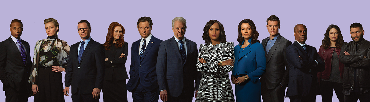 The Ultimate Scandal Watch Party: Season Six Endgame with