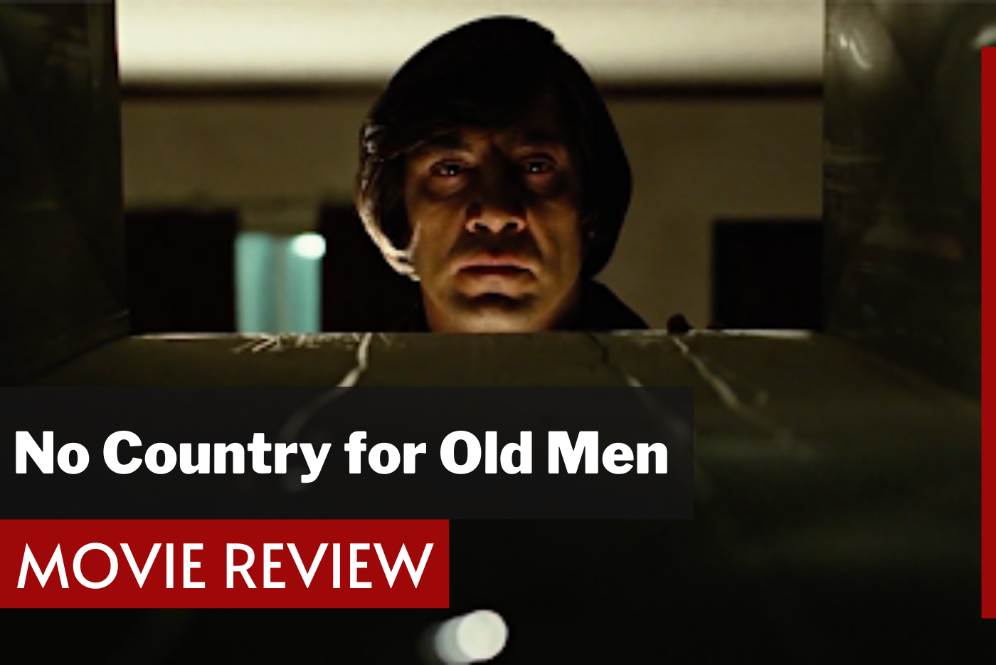 No Country For Old Men 2007 Review Seriously Medium