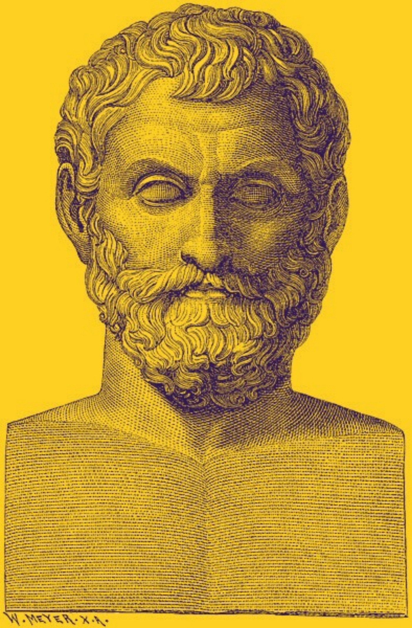 Thales of Miletus, one of the Western world's first panpsychists