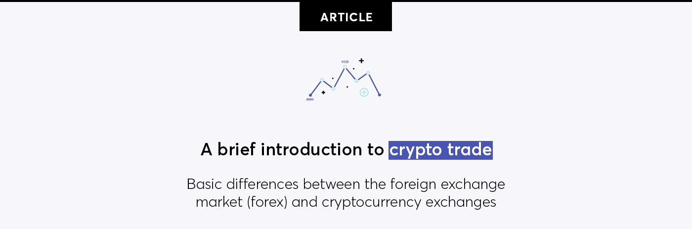 A Brief Introduction To Crypto Trade