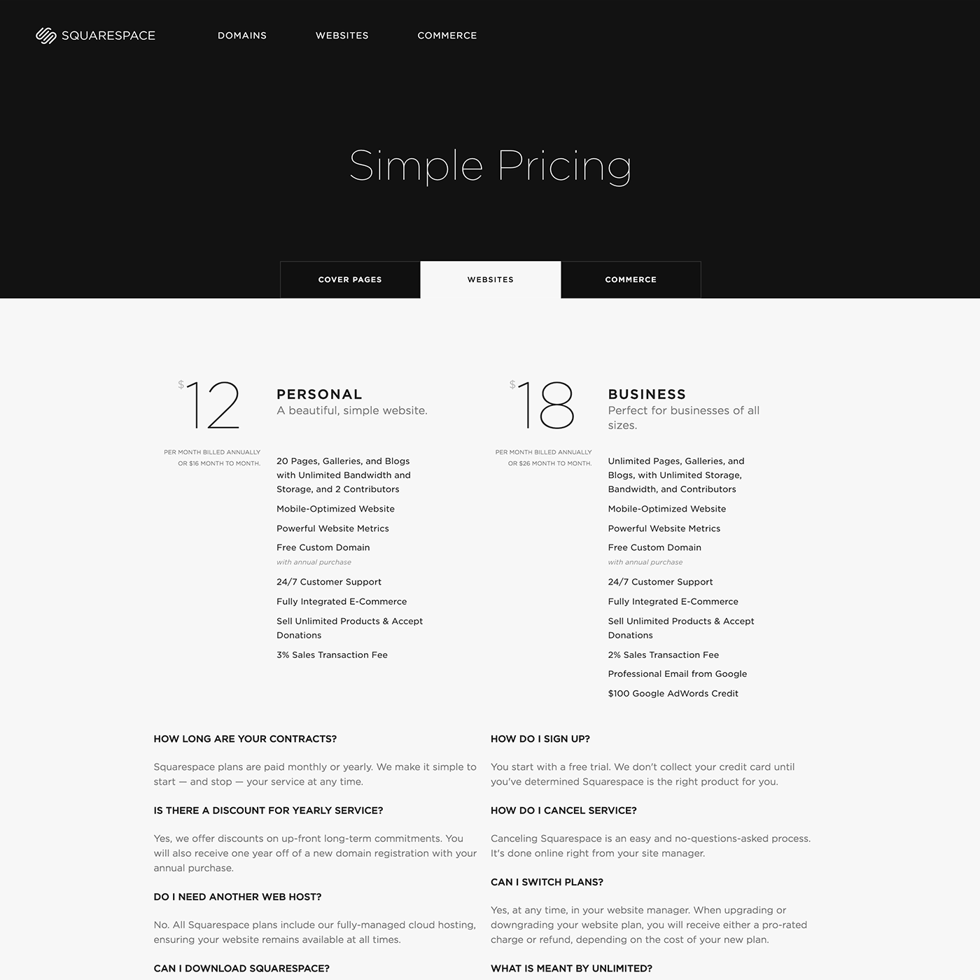 60+ Most Stunning Pricing Pages You've Ever Seen - Prototypr