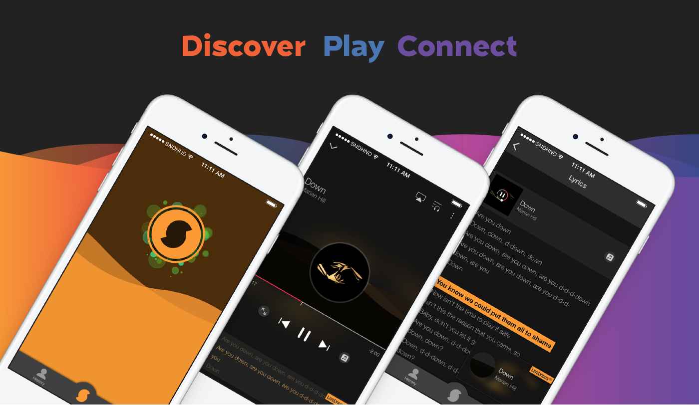 SoundHound 8 — Music Discovery and Playback, Redefined