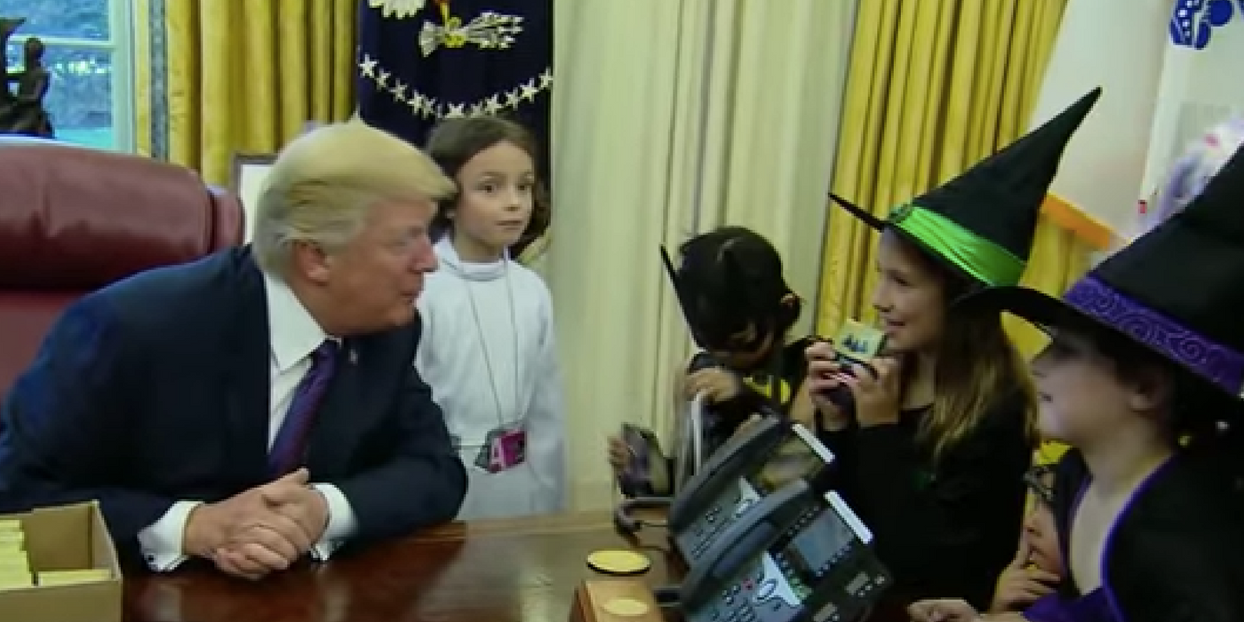 Trump Cast Halloween 2020 Witches Reveal How to Cast Spells on The Trump Administration | by