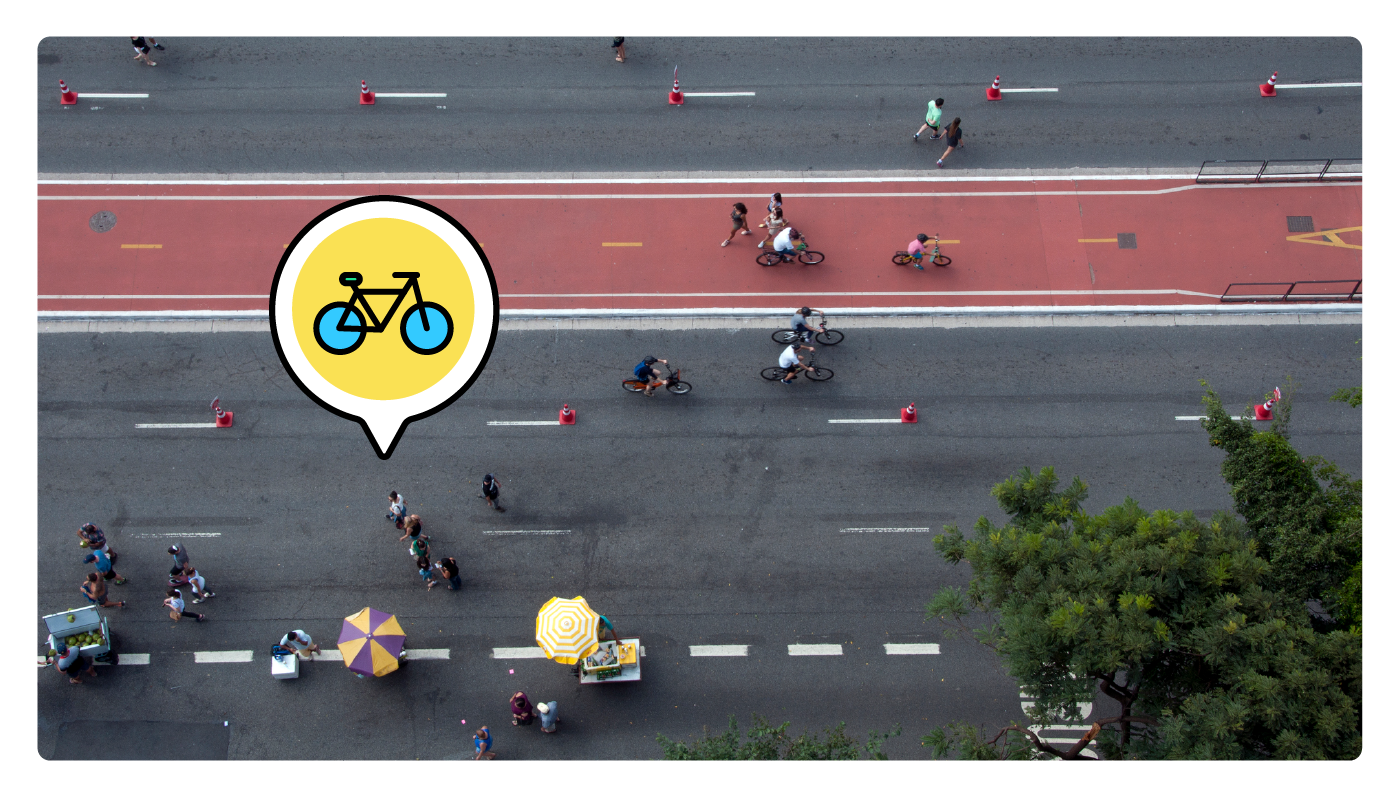 Quarantine led to empty streets with more bikes, pedestrians and outdoor dining.