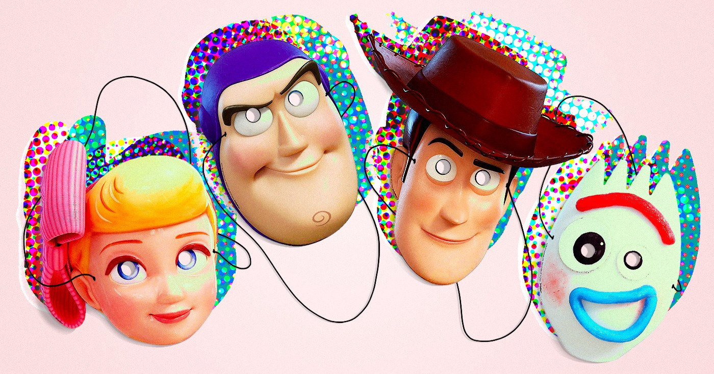 Toy Story 4,' or That Time a Spork Had an Existential Crisis