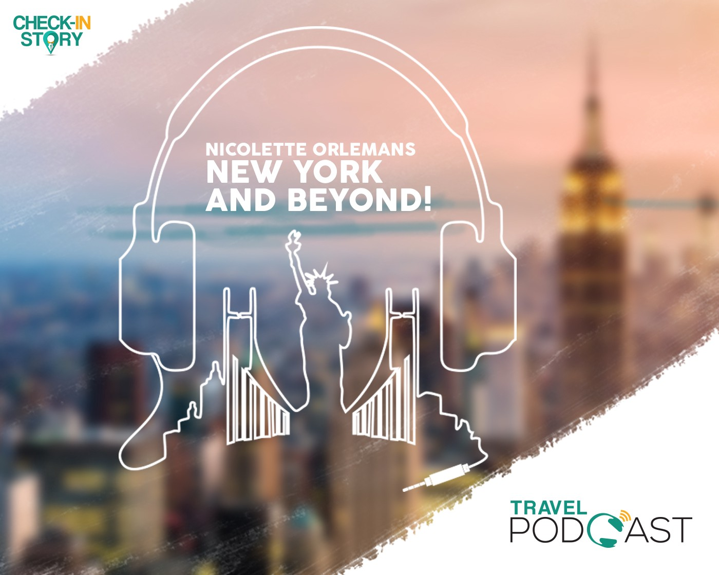 Nicolette Orlemans- New York and Beyond  - Checkin Story