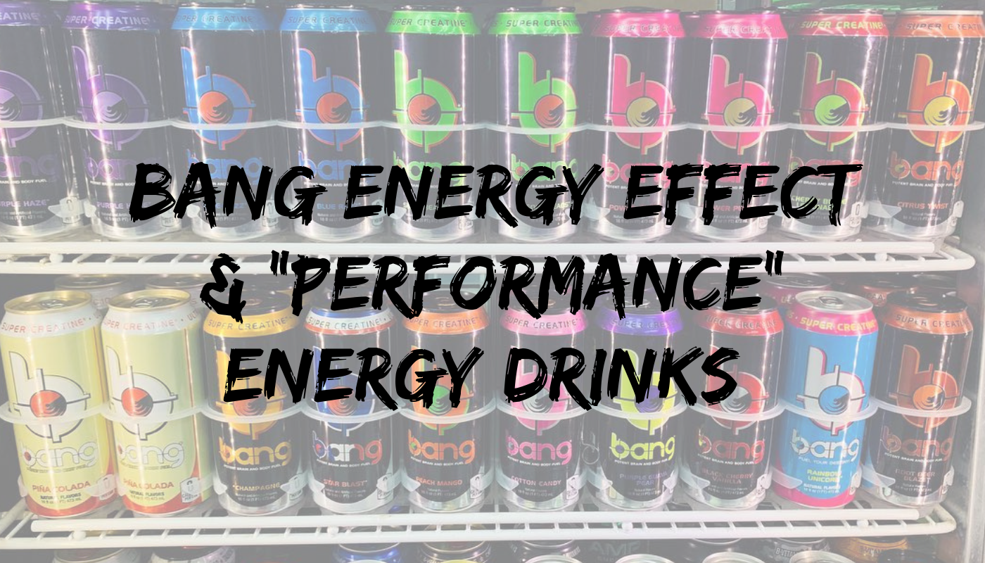 The Bang Energy Effect. Is it just me or is there a growing… | by Joshua  Schall, MBA | Medium