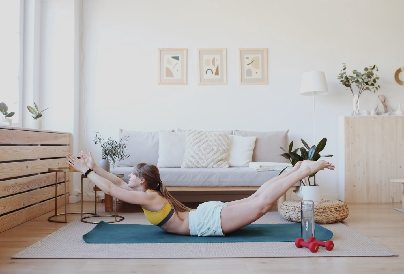 Small Workout Room Ideas For Your Home By Soniya Kapoor Medium