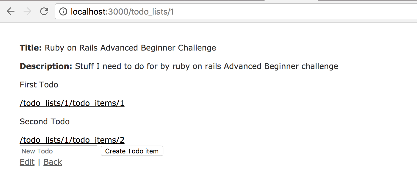 How to Build a Todo App with Ruby on Rails - David Allen
