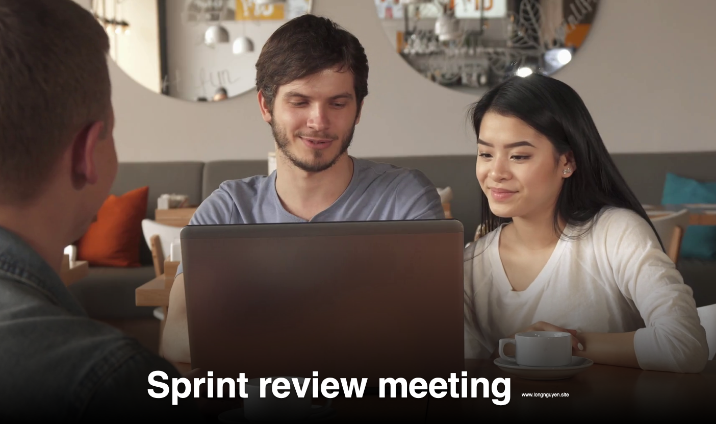 Sprint Review Meeting - Long